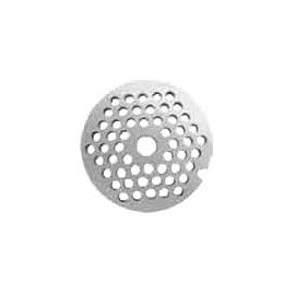 """GRILLE SYSTÈME SIMPLE COUPE """"ENTREPRISE"""" INOX TYPE 12"""
