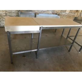 TABLE DE DÉCOUPE 190 X 73 CM