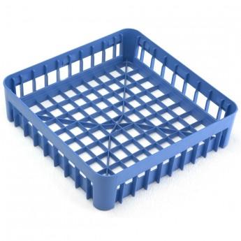 Panier pour assiettes en sortie de lave-vaisselle 350x350x110 mm