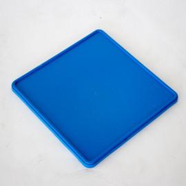 Couvercle pour casier lave-vaisselle professionnel 500x500 mm
