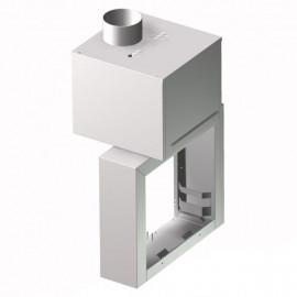 EV - HOTTE D'ASPIRATION AVEC MOTEUR- 0.75 HP / 0.55 KW - INSTALLEE SAMMIC